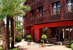 The Delano Hotel, Marrakech, Morocco via @barbdelollis / USAToday