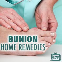 Dr Oz: Marilyn Milian Bunion Surgery Recovery + Bunion Home Remedies