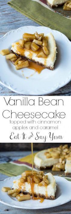 Vanilla Bean Cheesec