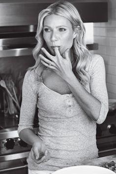 The always beautiful Gwyneth Paltrow -