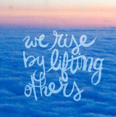 Inspiration Monday: Give back. #CalypsoCares #QOTD