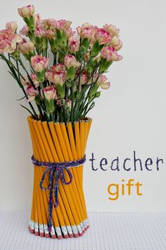 classroom supplies gift for teachers. I know a few friends on here who'd love to see this!