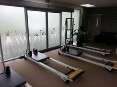 Core Pilates in New Zealand - *beautiful* studio!