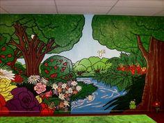 Woodland Sunday school room