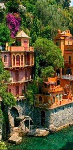 Villas near Portofino, Italy