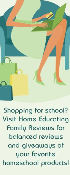 Click here for reviews, discounts, and GIVEAWAYS on products for your #homeschool and #family!