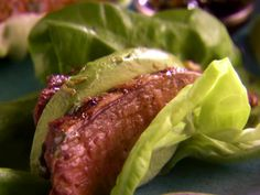 Light Tacos Recipe : Marcela Valladolid : Food Network - FoodNetwork.com