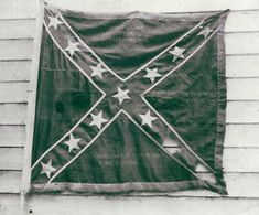 5th bunting issue Army of Northern Virgina pattern battle flag of the 8th NC Infantry.