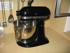 I LOVE my Kitchen Aid mixer
