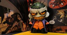 munny   The Joker Munny by KidNotorious
