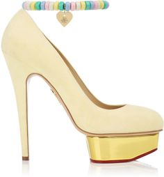 CHARLOTTE OLYMPIA ( I HAVE TO SAY CHARLOTTE IS A SHOE GENIUS) I ADORE  HER SHOES! Sweet Dolly - Lyst