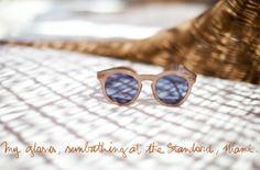 blue lenses!!