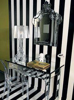 fabulous mirrored desk