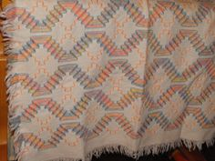 Baby Dreams Swedish Weave Blanket - Free Shipping via Etsy
