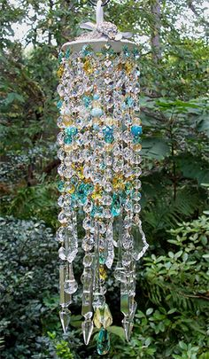 Wind Chimes With Crystal Prism - Bing Images