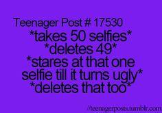 Why teenage ???