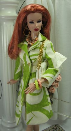 The most Beautiful Sewing Patterns for 12 to 16 inch dolls I have ever seen!