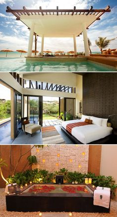 Banyan Tree Mayakoba Resort / Playa del Carmen, Mexico