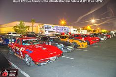 Check out the final results from the Detroit Speed Road Rally at the 2014 OPTIMA Ultimate Street Car Invitational