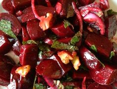 Beet Salad Recipe - Healthy Eating and Living