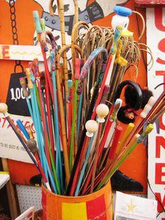 circus canes