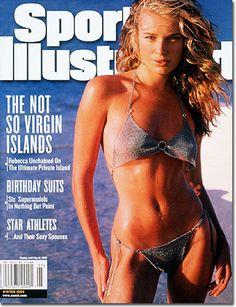 February 12, 1999 - Rebecca Romijn.