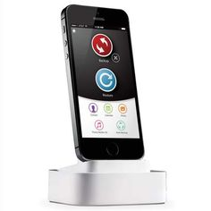 The Memory Expanding Charging Station Backups Your iPhone 5/5s