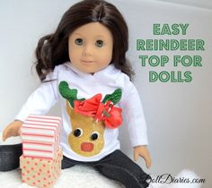 Ruthie's Reindeer – The Not-So Ugly Christmas Sweater