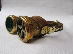 steampunk goggles....
