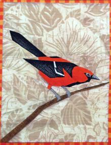 Oriole Quilt Pattern