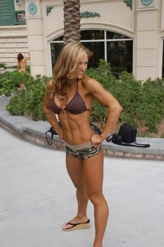 Body Goal...Muscles!