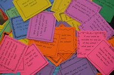 conversation starters, school, dinners, thought, dinner tables, blog, feelings, cards, kid
