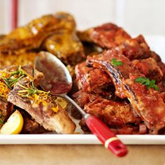 Cooking for a crowd can get expensive. Check out our budget barbecue menu to find low-cost cookout ideas: http://www.bhg.com/recipes/party/seasonal/a-barbecue-menu-for-12-under-100-/?socsrc=bhgpin070312