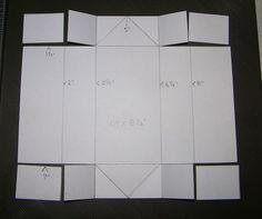 box cards, templat, tardi card, card dimensions