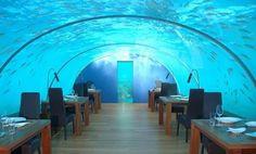 Poseidon Undersea Resorts | IcreativeD