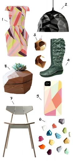pattern play: a round-up of today's trendiest patterns   Design For Mankind