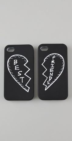 BFF iphone cases.