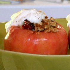 Yummy apple snack!