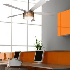 The Modern Fan Company Pharos Fan
