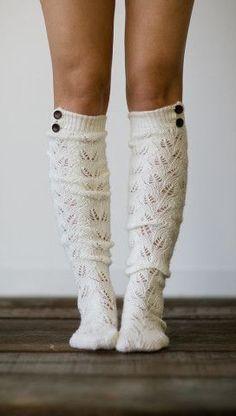boot socks! adorable