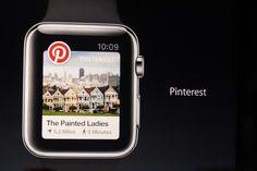The Apple Watch by Wilson Roithman, wsj #Apple_Watch #WSJ