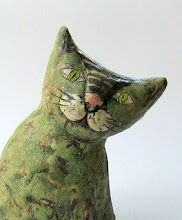 ceramic cats for kids