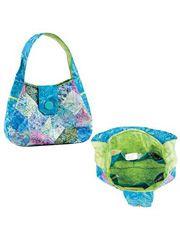 Handbag Designs with Pockets - Newport Bag Pattern - Purse Sewing Pattern