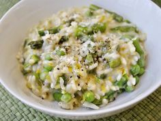 Springy Risotto - YES
