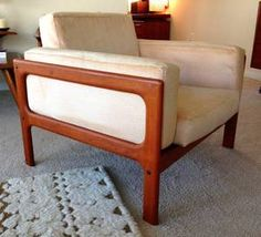 Mid Century Furniture and Related on Pinterest
