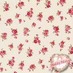 Lakehouse Penelope 8023 Rouge by Holly Holderman for Lakehouse Dry Goods Fabric