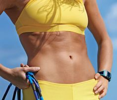 Flatter Abs in 5 Minutes: Take 5 min (even 2 min here, 3-min there) most days to perform your fave combo of our moves. Try one set of 8 reps of all 10 moves, or pick a few and do two sets of 12 reps. #SelfMagazine