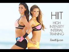 Hump Day HIIT!! High Intensity Interval Training! - YouTube