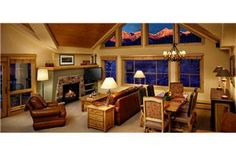 Fairmont - Franz Klammer Lodge - 2BR Condo, Telluride, Colorado