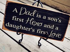 I miss my dad